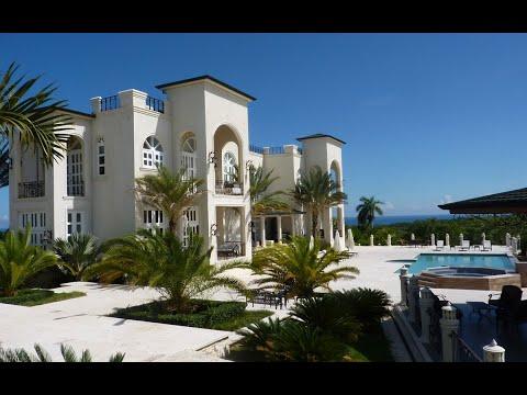 Million Dollar Luxury Mansion in Dominican Republic
