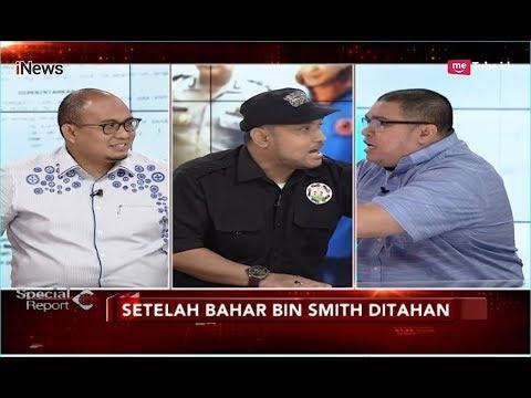Tak Mau Kalah! Novel Bamukmin dan Razman Arif Debat Soal Kriminalisasi Ulama - Special Report 19/12
