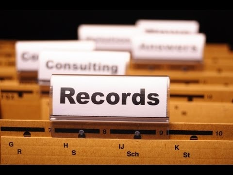 What Business Records To Keep
