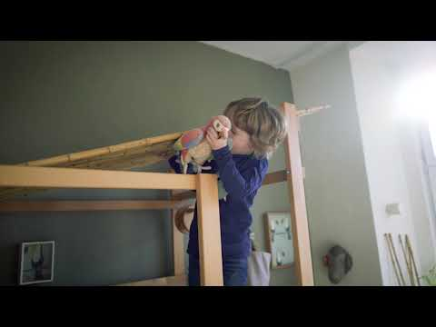 Das Baumhausbett By De Breuyn Youtube