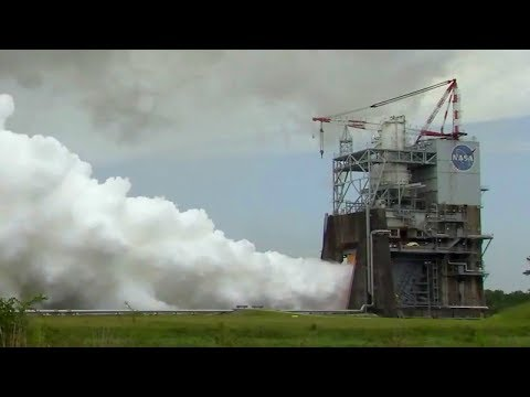 Full NASA RS-25 Space Launch System Flight Controller Test Coverage