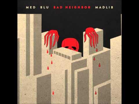 """MED, Blu & Madlib """"Burgundy Whip"""""""