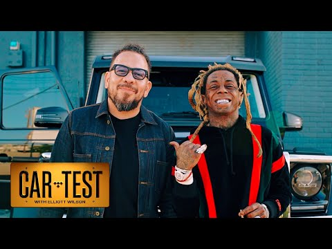 Car Test: Lil Wayne