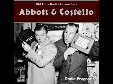 Abbott and Costello - A Visit to Peter Lorre's Sanitarium