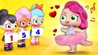 КУКЛЫ ЛОЛ И КОНКУРС ТАЛАНТОВ #1 УКРАЛИ ИДЕЮ! Мультик про Лол Сюрприз для Детей #Лолошкола