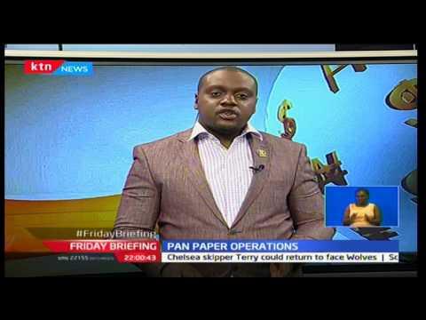 Webuye Rai paper mill Manager-Naga Shankar refutes claims of paper factory not working