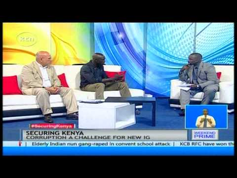 The other Kenya Studio interview, topic: Securing Kenya