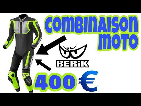 Combinaison moto BERIK à 400 Euro!!!