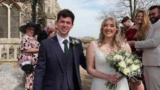 Hannah & Mark's Wedding Highlight video