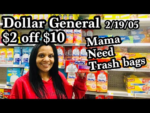 Dollar General $2 off $10 🔥🔥🔥 2/19/19 + HILARIOUS RAIN MOMENT!!!