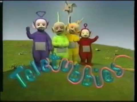 Opening To Teletubbies Christmas In The Snow Volume 2 2000