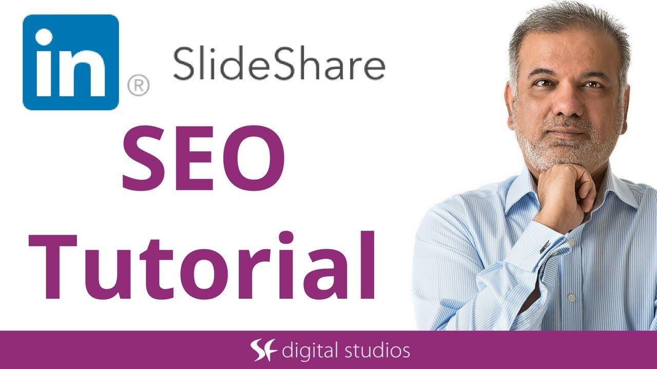 The Ultimate SlideShare SEO Tutorial | SF Digital Studios Blog