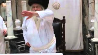 Motsoei Yom Kippur 5776 With Shomrei Emunim Rebbe