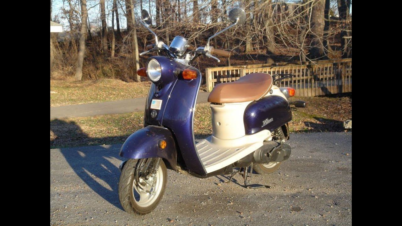 2002 yamaha vino scooter tour engine startup exhaust youtube rh youtube com yamaha vino 50 service manual.pdf yamaha vino 50 user's manual