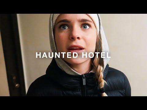 HAUNTED HOTEL IN YOSEMITE?!
