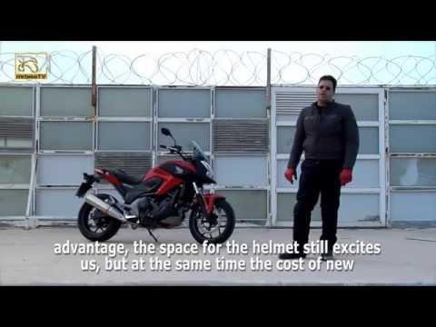 Honda NC 750X DCT MY2014