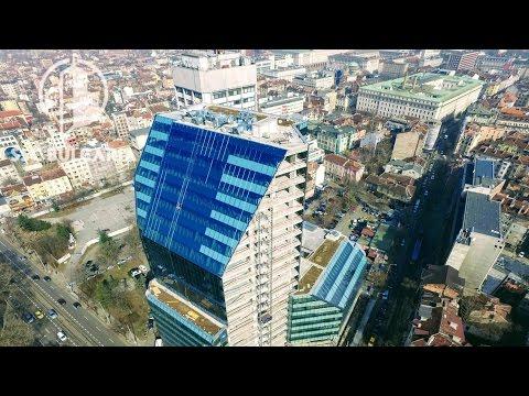 City Tower | Площад македония | 74 m | 20 fl, Sofia, Bulgaria, 27.2.2017