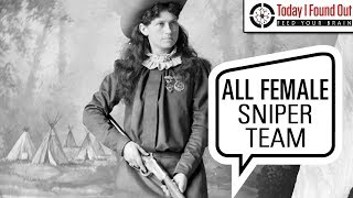 That Time Annie Oakley Offered to Put Together an All Female Sniper Team