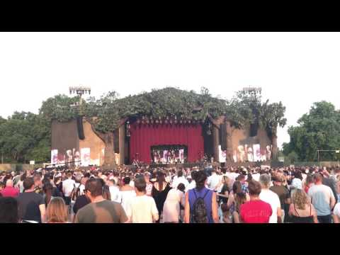 Kings of Leon - King of the Rodeo Hyde Park