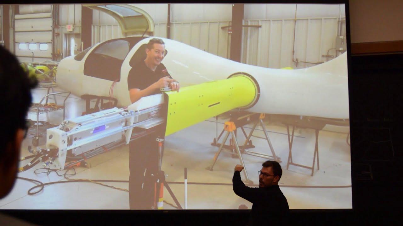 Beta Technologies - Kyle Clark Hangar Talk for the MIT Flying Club