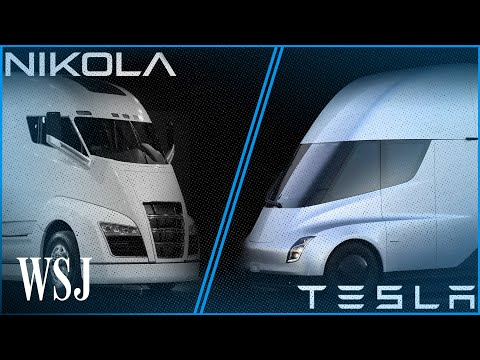 Nikola and the Race to Find the Next Tesla | WSJ