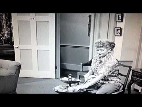 I Love Lucy The Ricardos switch apartments