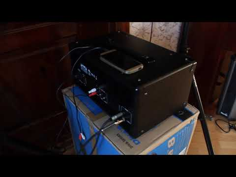 Комплект акустики Behringer Eurolive VS1220, 2 колонки по 150 ватт RMS