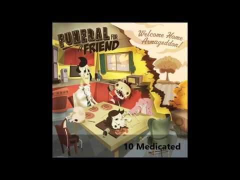 Клип Funeral For A Friend - Medicated