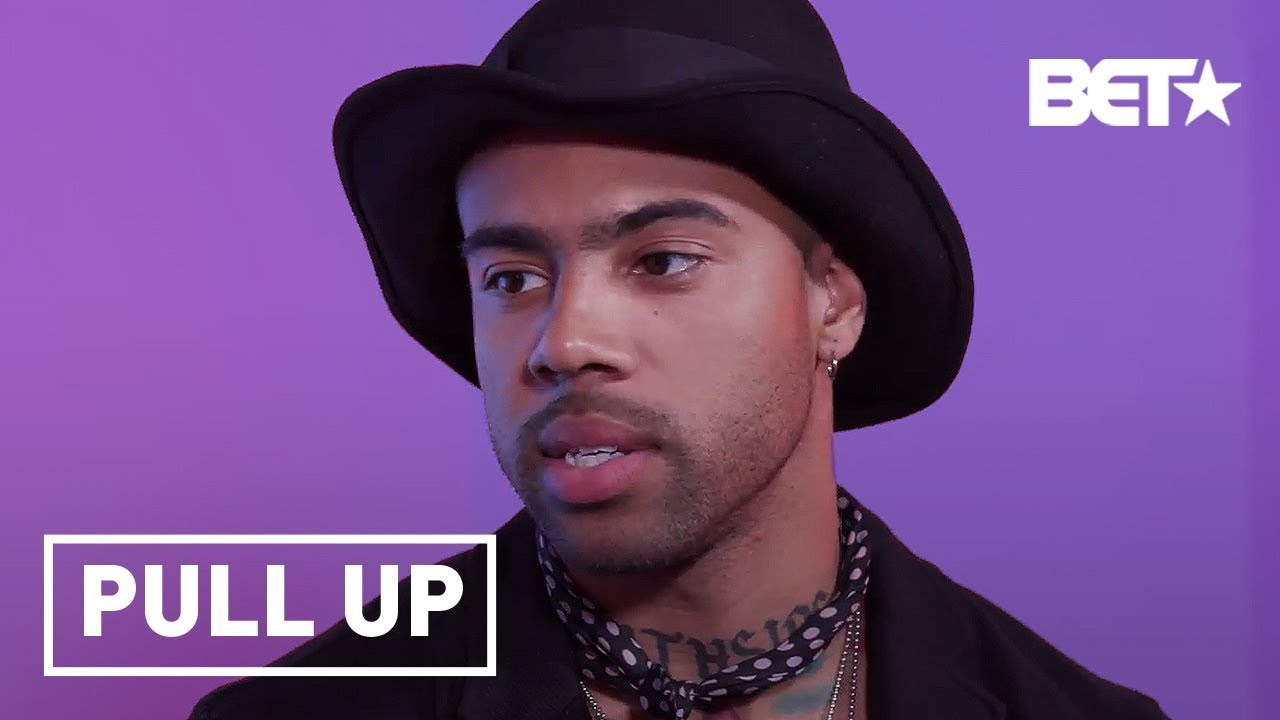 Vic Mensa Talks About The Mental Health Of Black Men & More | Pull Up