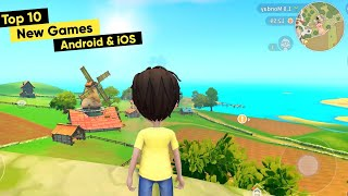 Top 10 New Gaṁes for Android & iOS of August 2021 (Offline/Online) | Top 10 New Android Games 2021