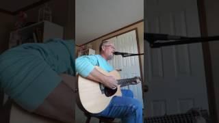 """Hangin' on to You"" original by Ken Freeman ( Damn Truck Driver)"