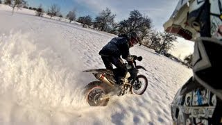Snow Enduro - Nice Powder -  RAW