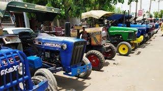fatehabad tractor mandi आपको पुराने ट्रैक्टर खरीदने ह तो ये वीडियो जरूर देखें