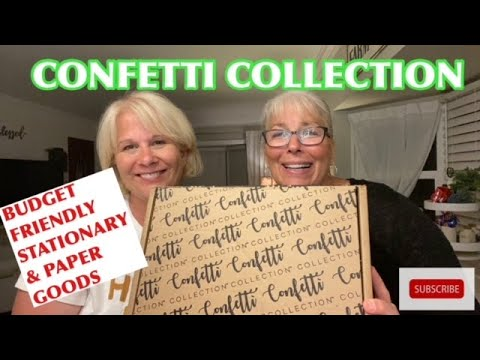 Confetti Collection //