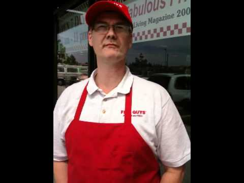 Vancouver Wa Five Guys Burgers Fries