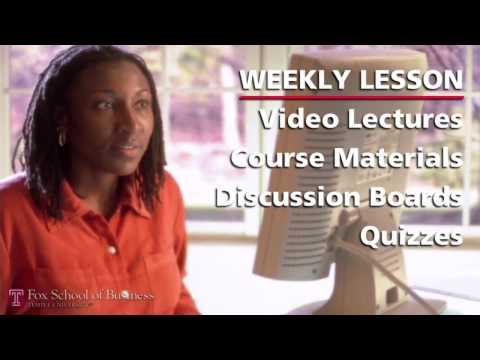 Online Business Administration Degree