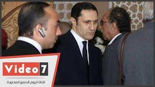 بالفيديو.. علاء مبارك ناعيا محمود عبد العزيز: البقاء لله