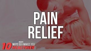 Pain Pills Have Nothing On This Natural (And Sexy) Pain Reliever