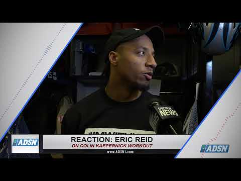 Panthers safety Eric Reid opens up about Kaepernick workout, NFL agenda
