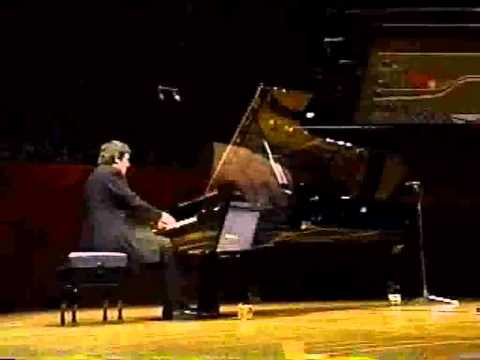 Boris Berezovsky plays Chopin Etudes Op. 10