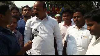 PanchayatExpress Angul district talcher block tentulei panchayat with BJD MLA Braja Kishore Pradhan