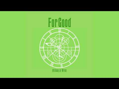 For Good ( from Wicked the Musical ) - Allison & Wren