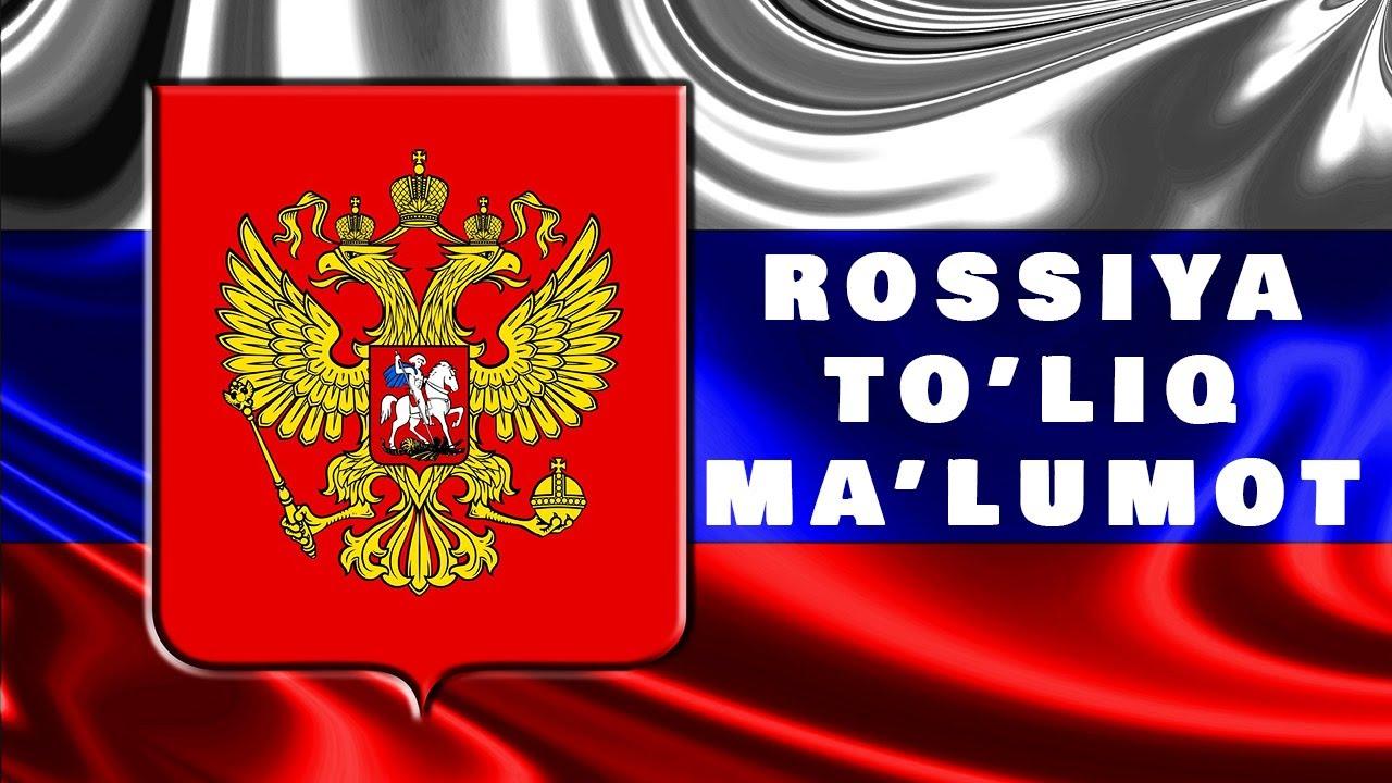 Rossiya Davlati / Россия Давлати