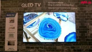 Samsung QLED TV (2018) First Look   Digit.in