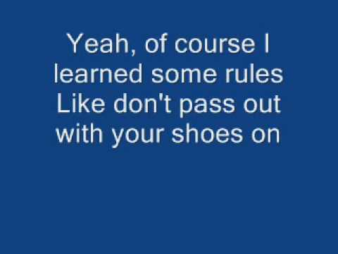 I love college ( Asher Roth ) Lyrics