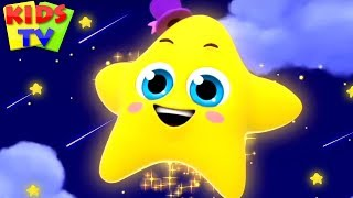 Twinkle Twinkle Little Star | The Supremes Cartoons | Nursery Rhymes for Babies by Kids TV
