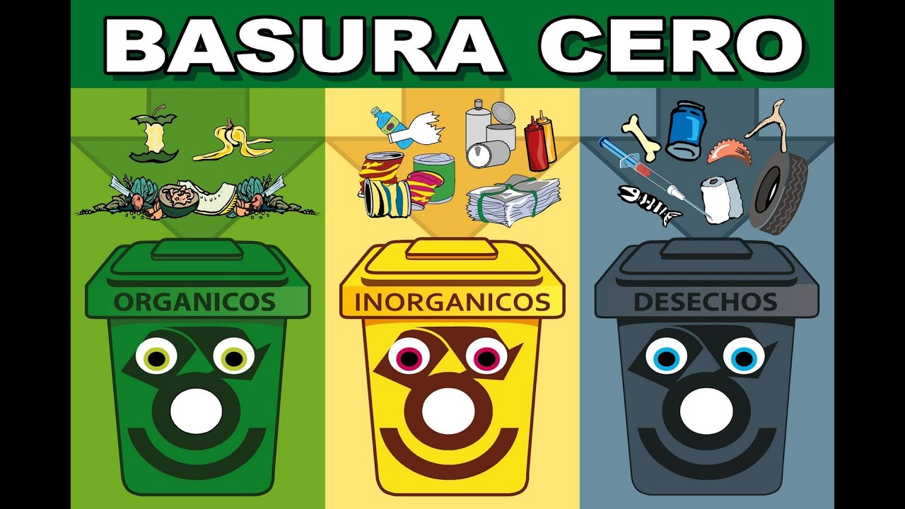Problem tica reciclaje de basura youtube for Reciclar muebles de la basura