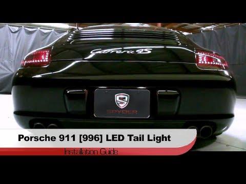 Spyder Auto Installation 1999 2004 Porsche 911 Carrera