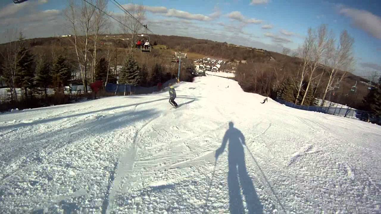 alpine valley ski and snowboard resort - 3 - youtube