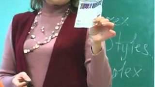 Урок ОБЖ в школе...тема пРизервативов